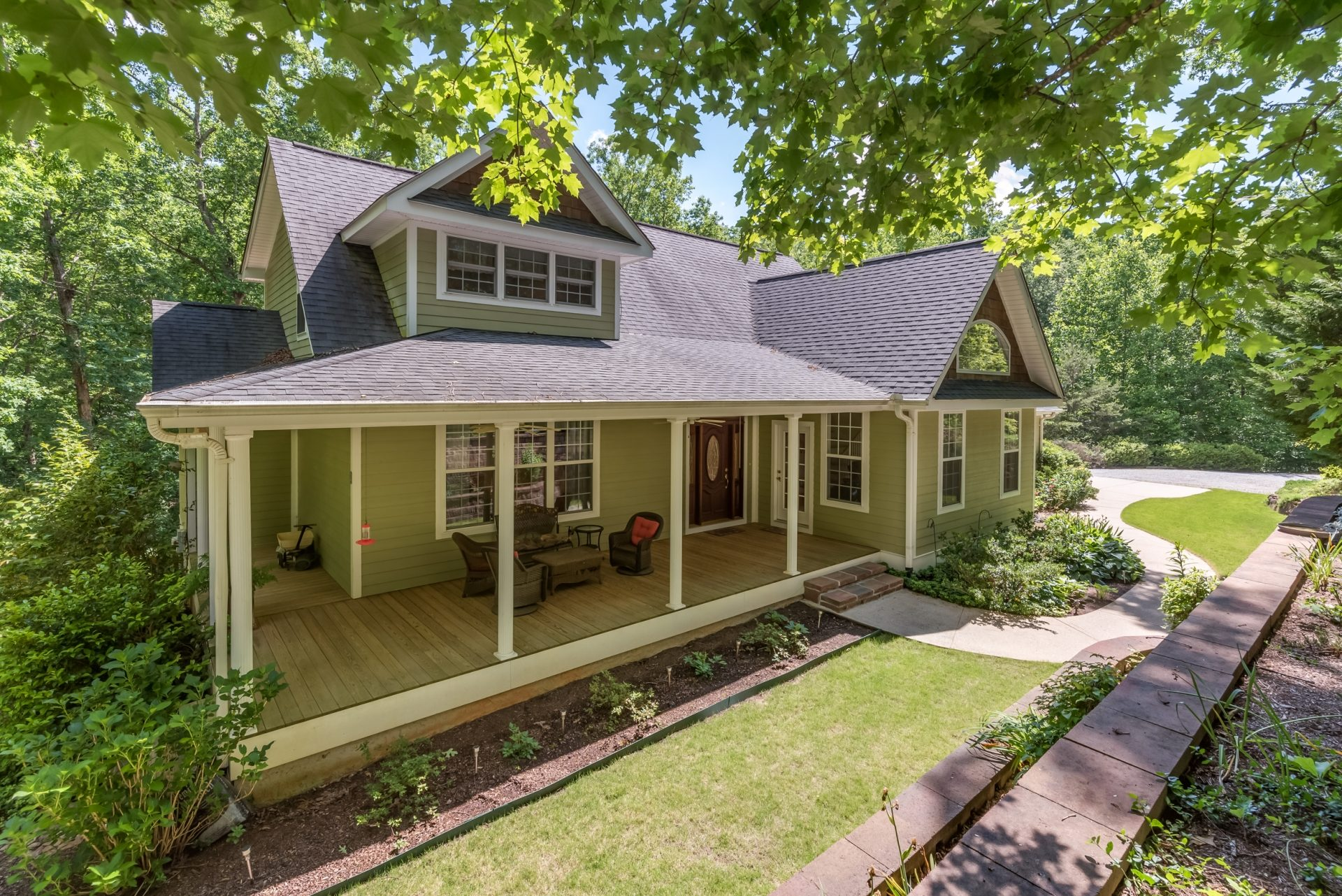 Great value: 196 Blackbird Lane, Tryon