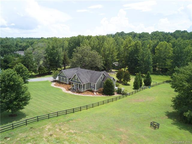 UNDER CONTRACT! – Stunning Horse Farm on over 10 Acres – 132 Green Meadows