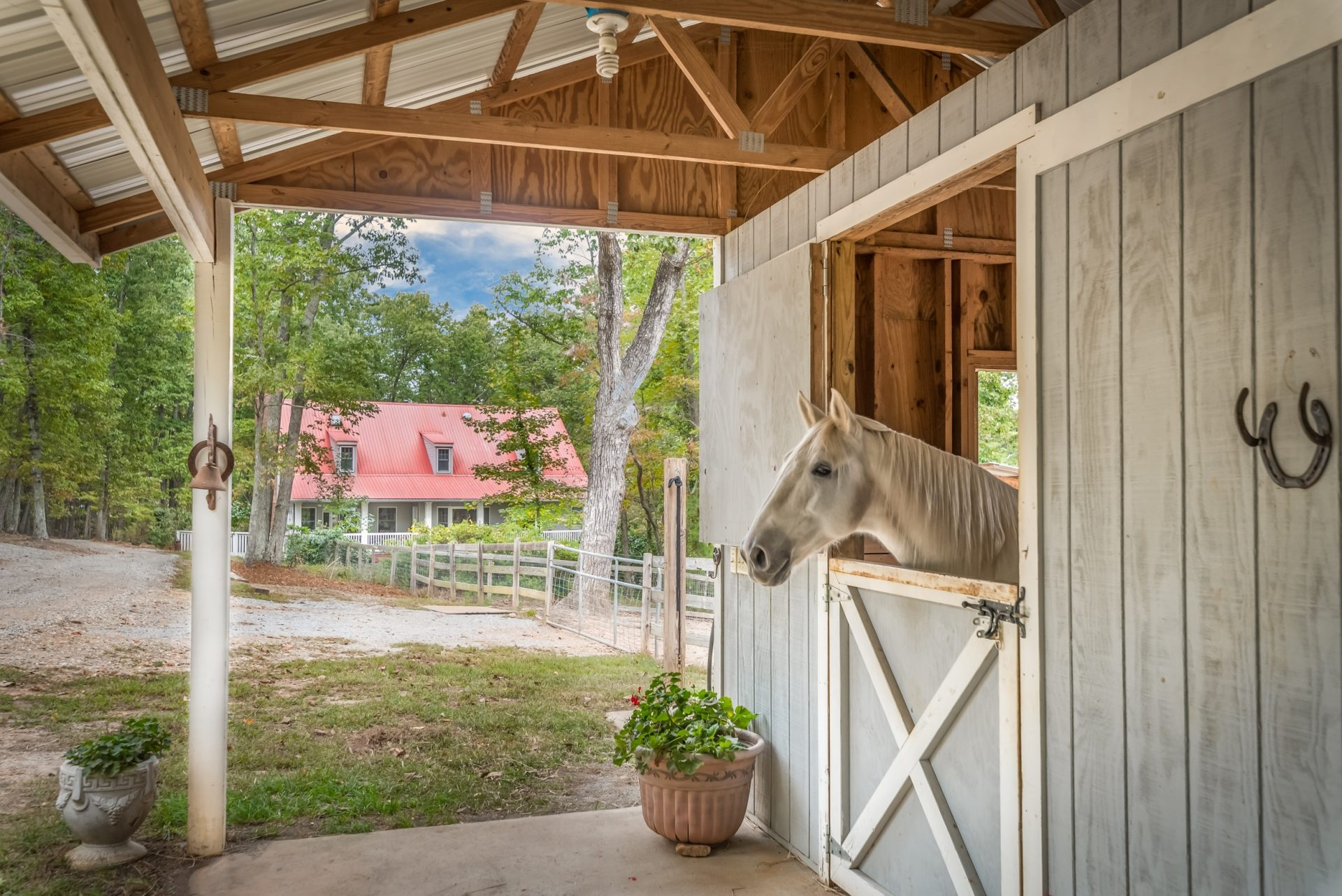 SOLD – Saddle-Up Farm – 295 Mockingbird Hill Road